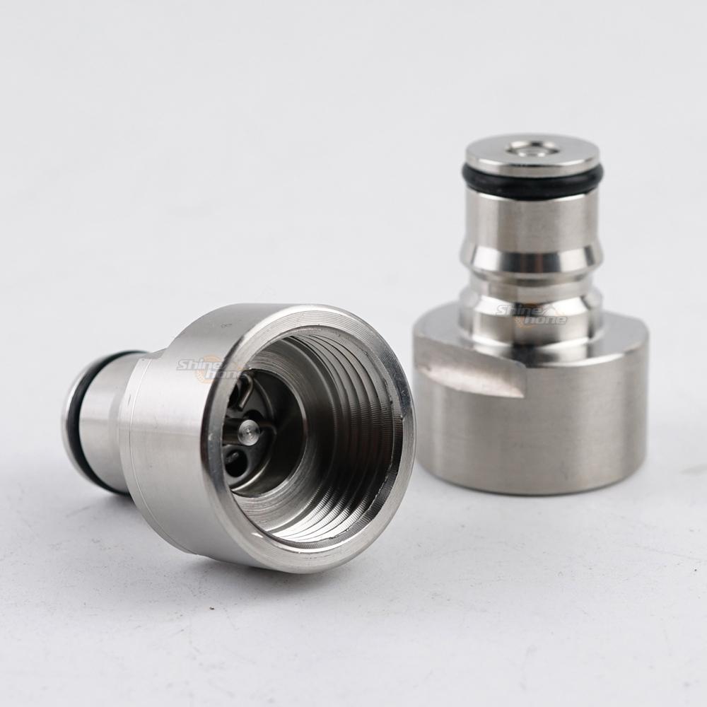 Ball Lock Conversion Kit For Sanke Coupler