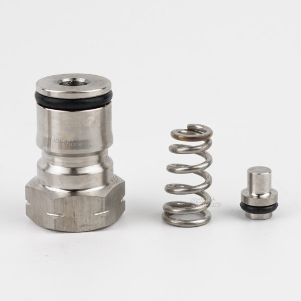 Keg Post Conversion Kit (pin lock to ball lock) 19/32-18 Thread