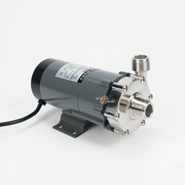 Brew Pump With Stainless Steel Head 220 VAC