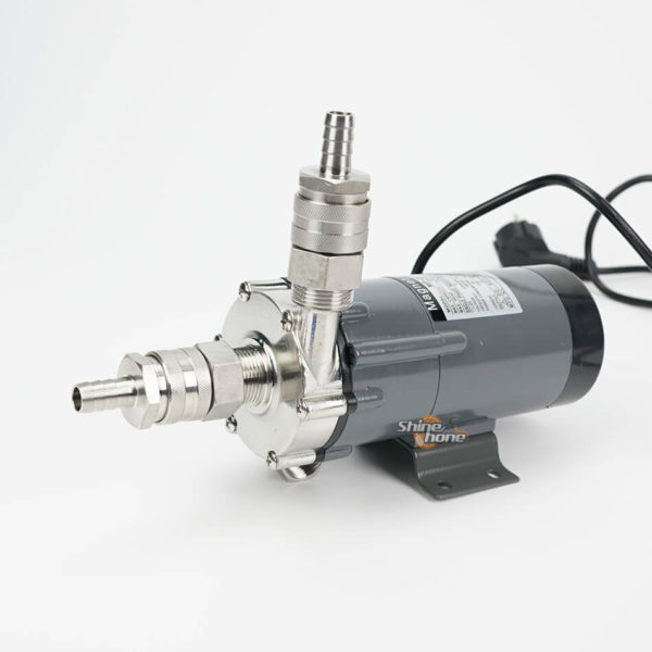 Brew Pump With Stainless Steel Head 120 VAC