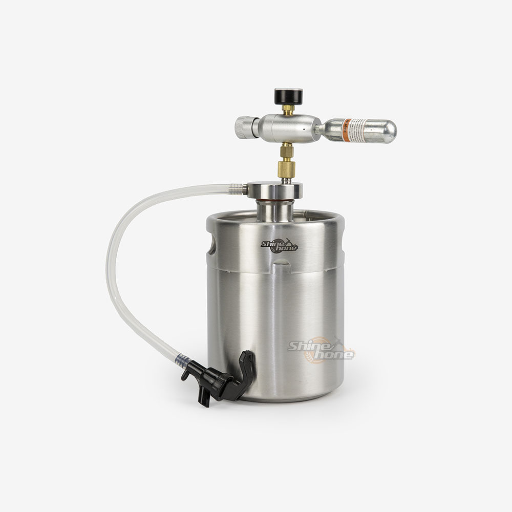 2 Liters Growler Keg System - Type F