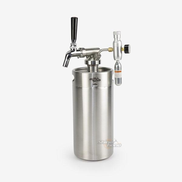 3.6 Liters Growler Keg System - Type B