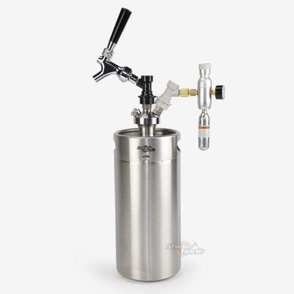 3.6 Liters Growler Keg System - Type E