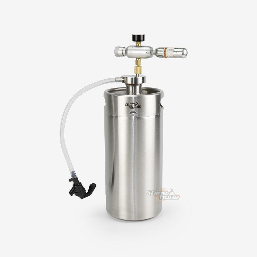3.6 Liters Growler Keg System - Type F