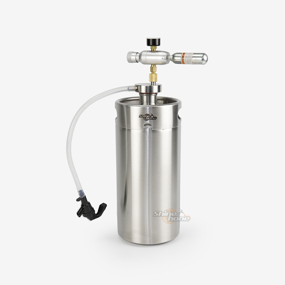 3.6 Liters Growler Keg System - Type G