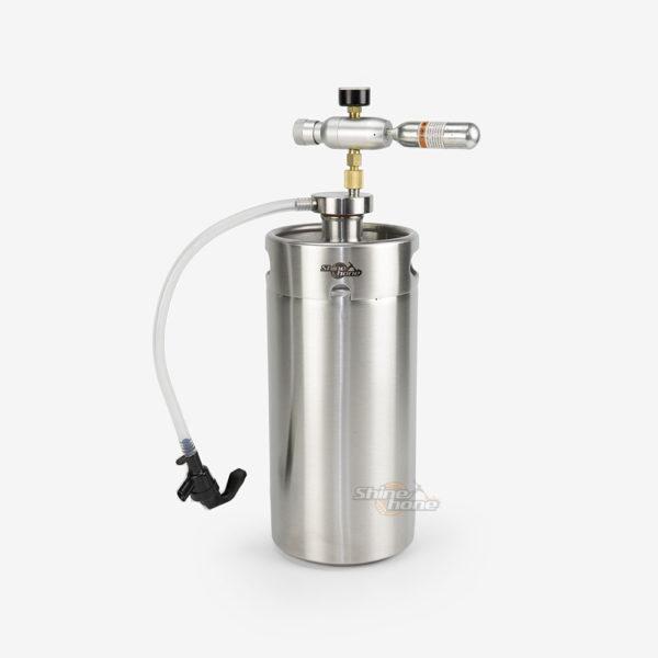 3.6 Liters Growler Keg System - Type G