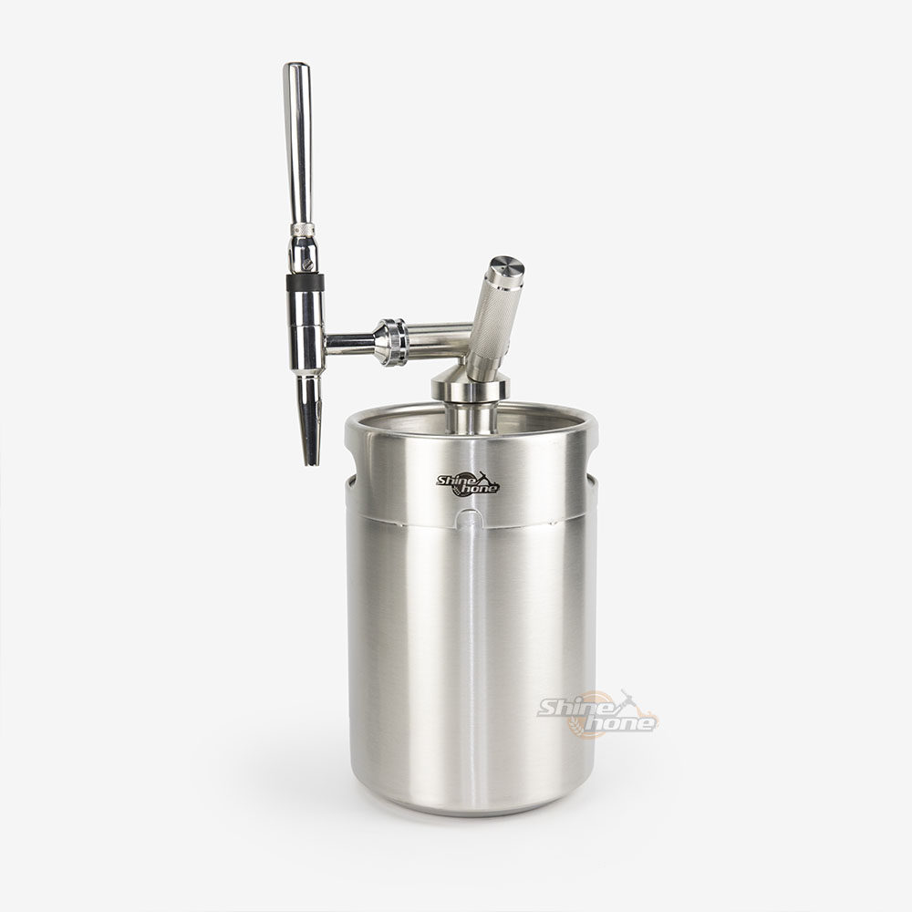 5 Liters Growler Keg System - Type A