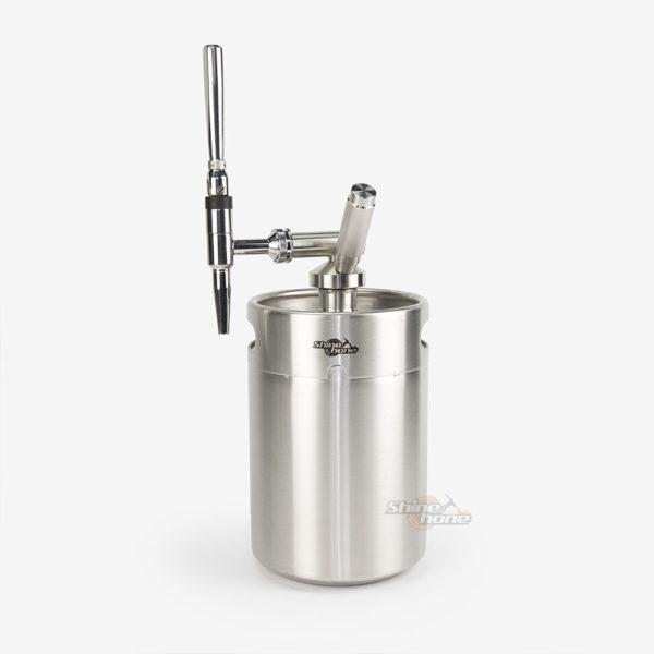 5 Liters Growler Keg System - Type A