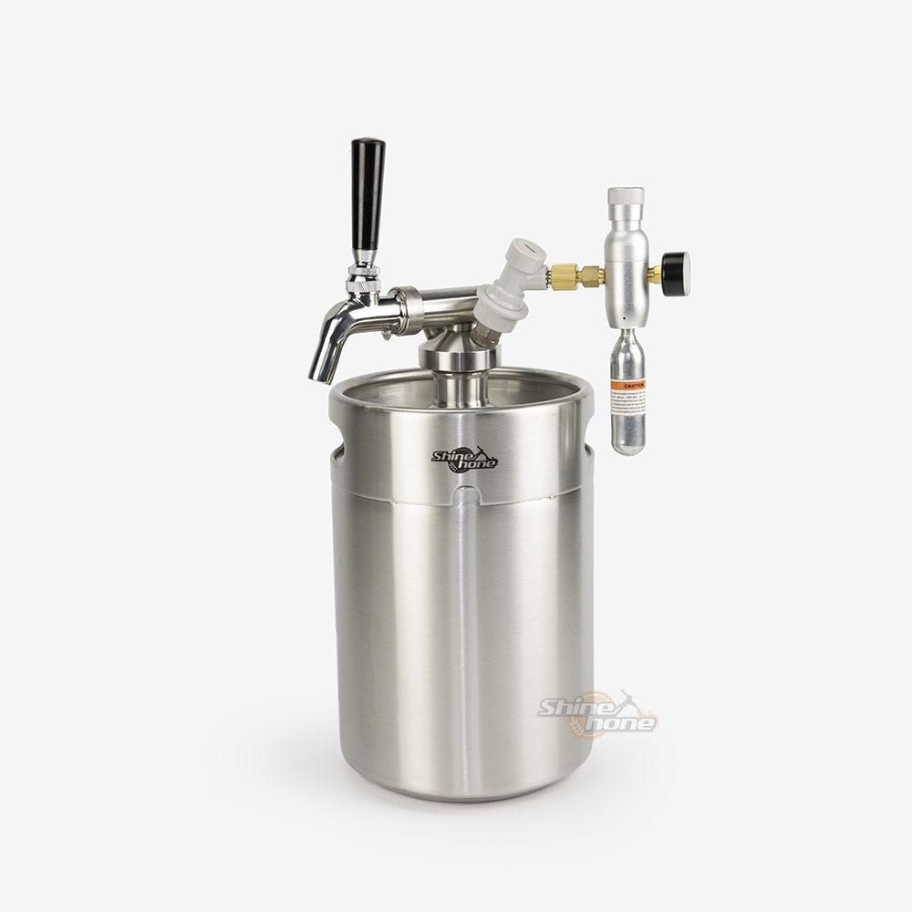 5 Liters Growler Keg System - Type B