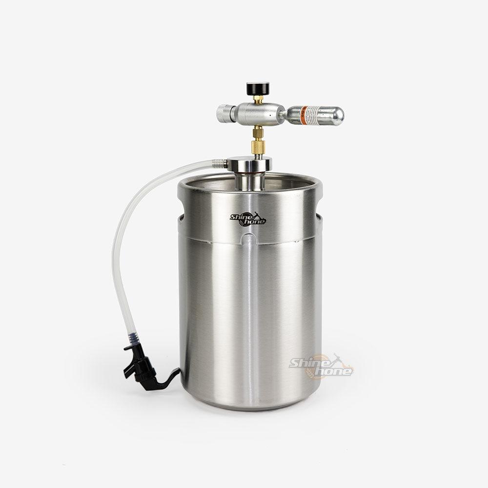 5 Liters Growler Keg System - Type F