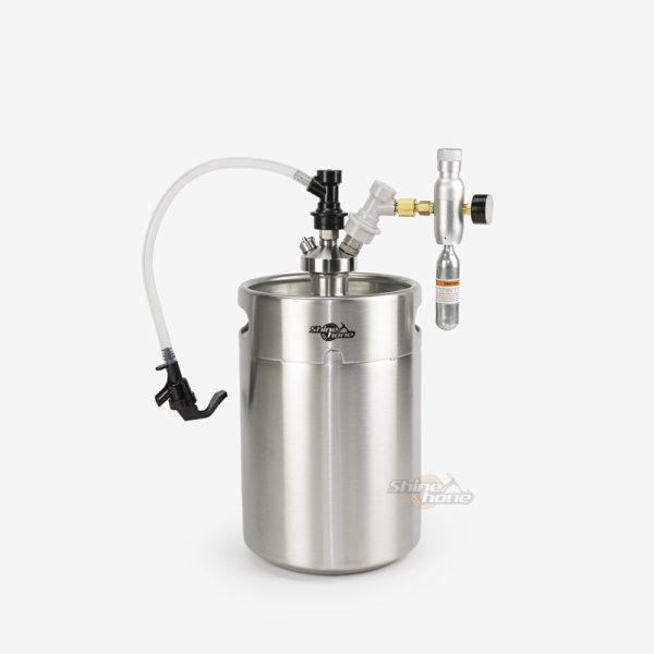 5 Liters Growler Keg System - Type G