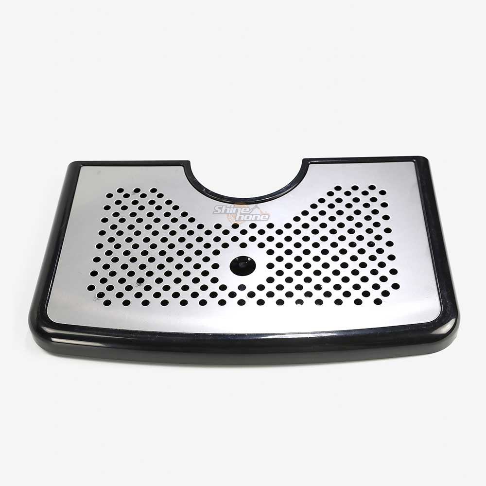 Drip Tray with Black Plastic Bottom i
