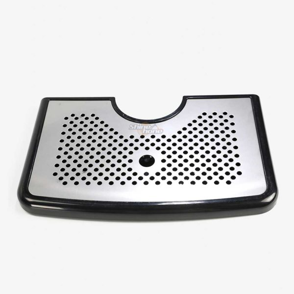 Drip Tray with Black Plastic Bottom i